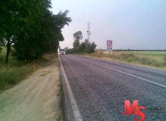 Продажа 1,1 гектара на автостраде Кулата — Сандански