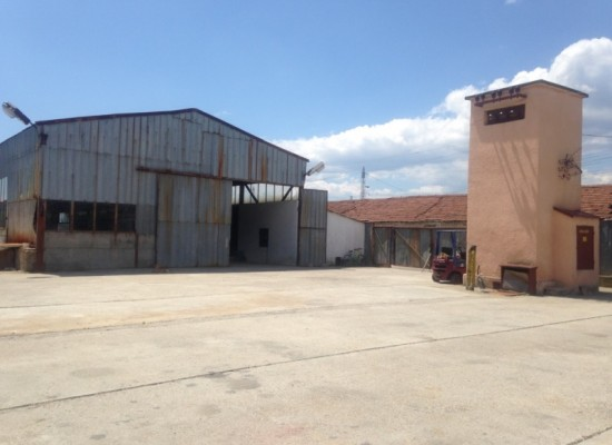 Индустриальное здание — продажа