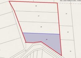 Продается земелный участок 15500 м2 между городами Сандански и Петрич