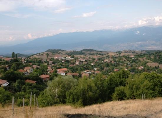 Участок в Сандански с великолепной панорамой