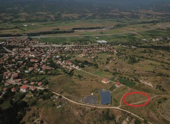 Участок в поселке Струмяни. Недвижимость в районе Сандански