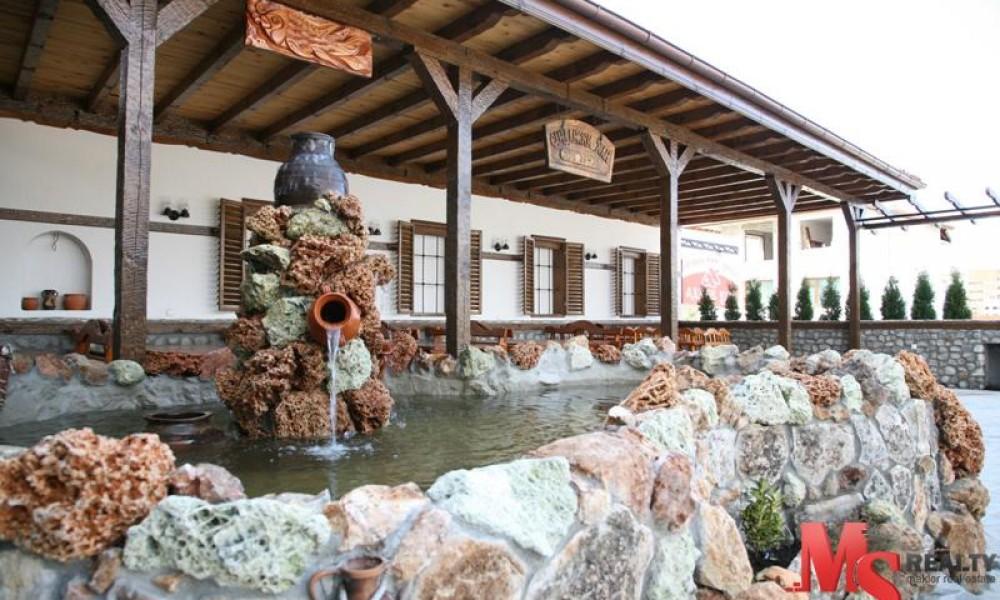 Продажа отеля в бальнеологическом курорте Сандански