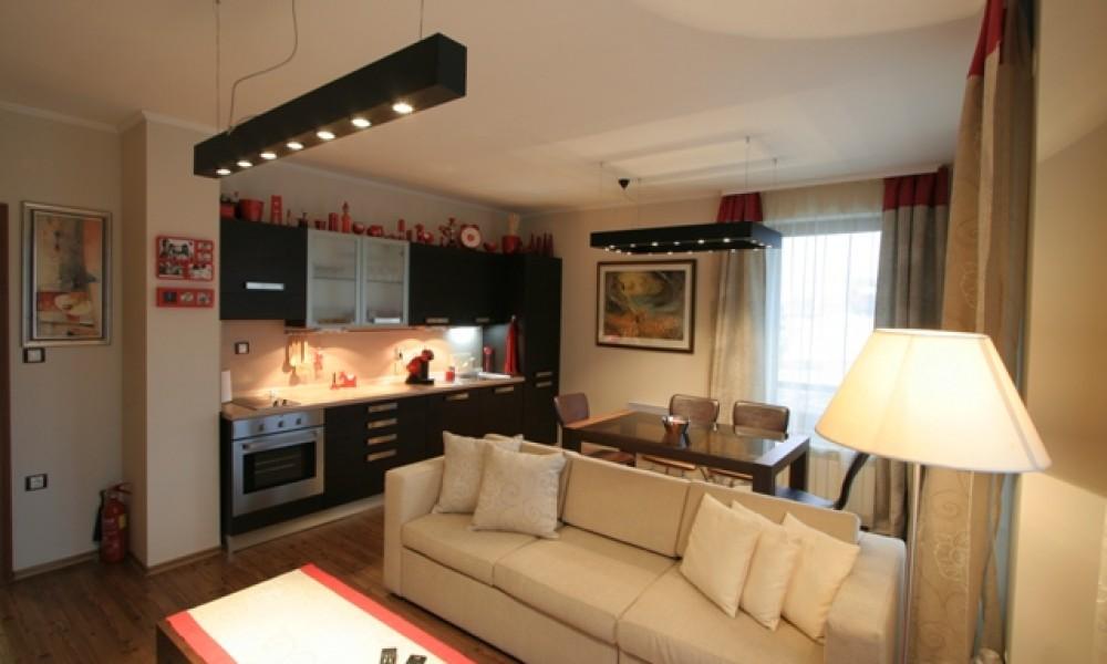Продажа трехкомнатной квартиры в Банско