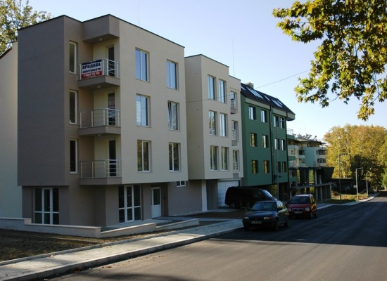 Продажа трехкомнатной квартиры в парке Сандански