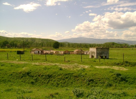 Продажа участка под  ферму