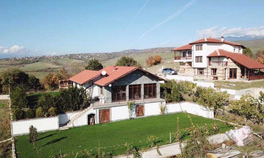 Одноэтажный, панорамный дом рядом с г.Сандански