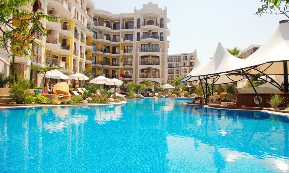 Элитные квартиры на Солнечном берегу