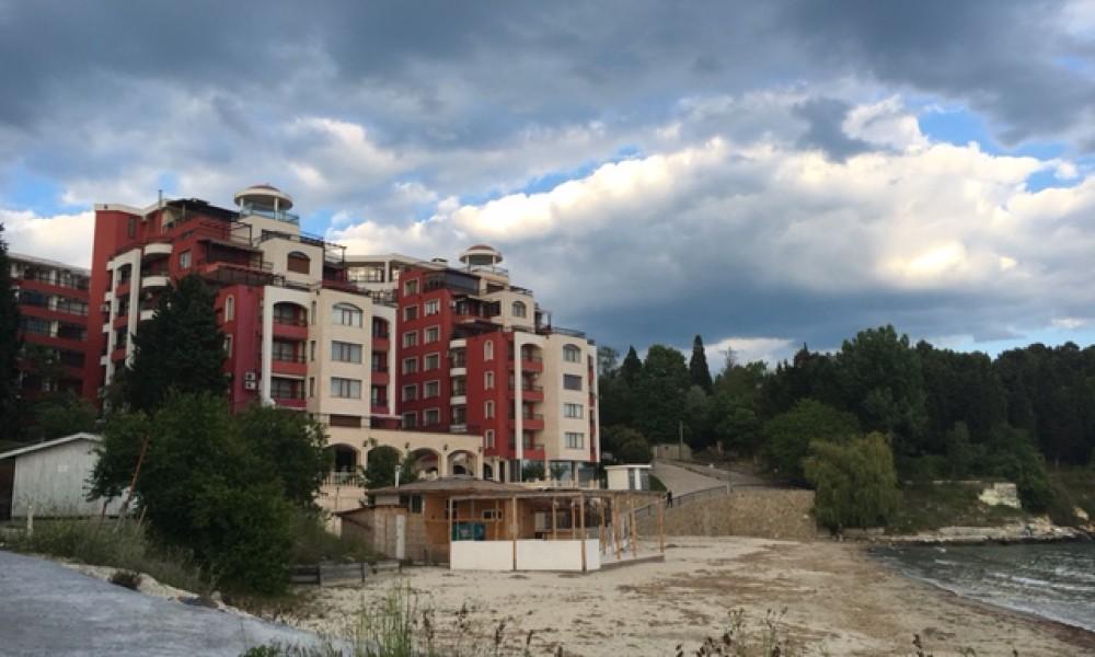 Недвижимость в Несебре. Первая береговая линия