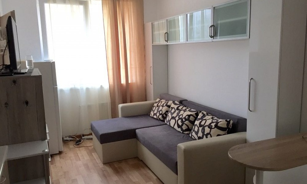 Продается однокомнатная квартира в Солнечном берегу