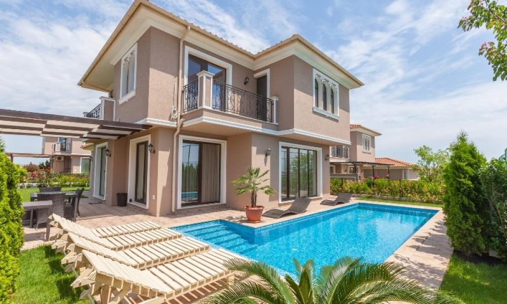 Продажа домов в Поморие в комплексе закрытого типа