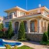 Дом с бассейном в Кошарица. Недвижимость в Болгарии