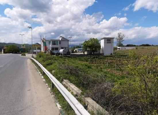 Продажа участка на международной трассе София — Салоники