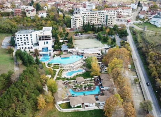 Продажа однокомнатной квартиры в апарт-отеле Медите, Сандански