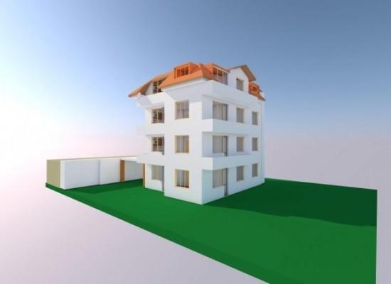 Продажа 4 этажного дома в поселке Поленица, Сандански